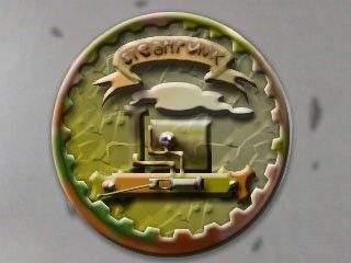 Эмблема с двигателем. (Фото 2)