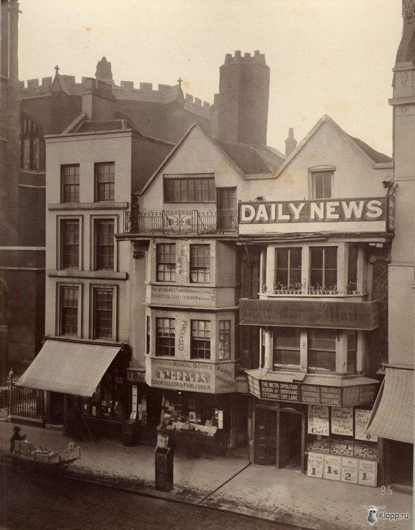 Экскурсия по старому Лондону (Фото 20)