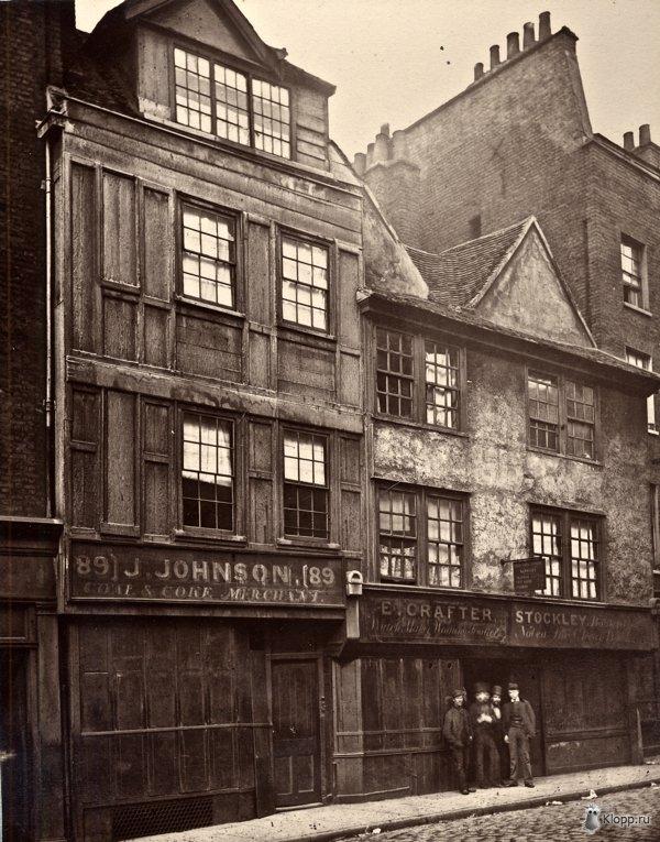 Экскурсия по старому Лондону (Фото 2)