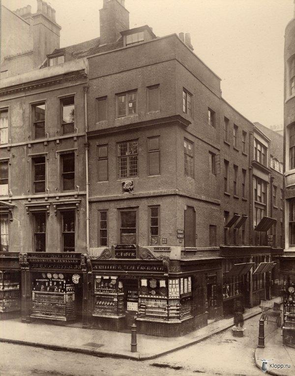 Экскурсия по старому Лондону (Фото 25)