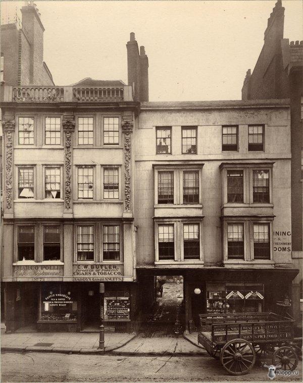 Экскурсия по старому Лондону (Фото 22)