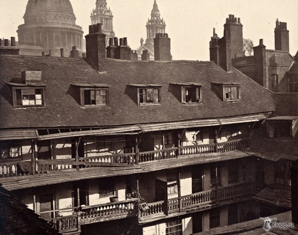 Экскурсия по старому Лондону (Фото 3)