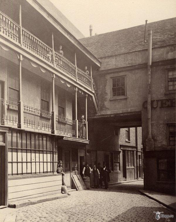 Экскурсия по старому Лондону (Фото 21)