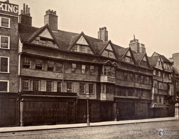 Экскурсия по старому Лондону (Фото 7)
