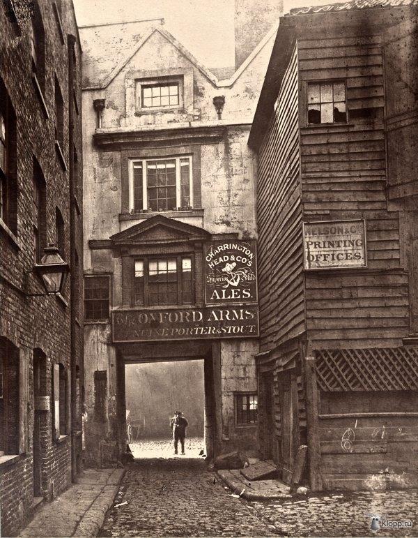 Экскурсия по старому Лондону