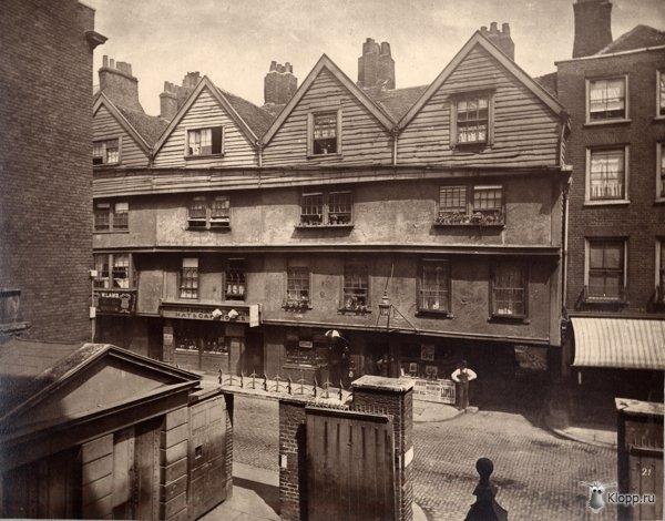 Экскурсия по старому Лондону (Фото 5)