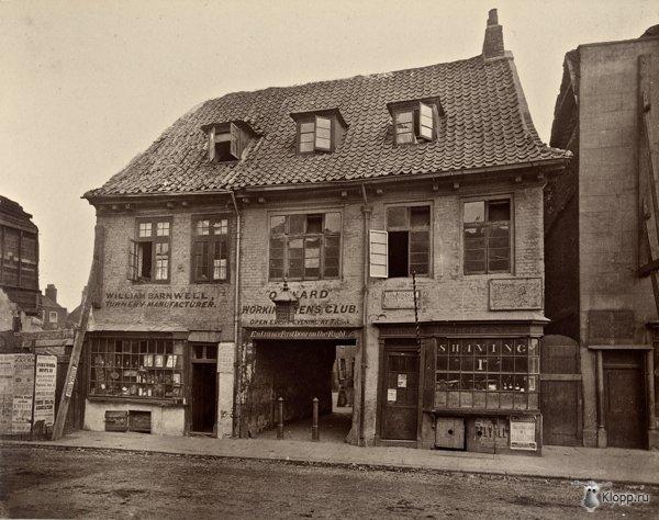 Экскурсия по старому Лондону (Фото 18)
