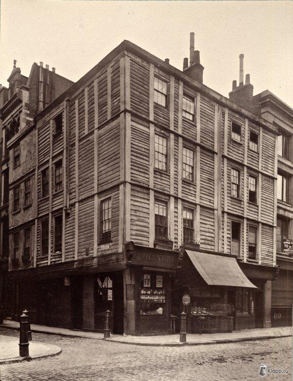 Экскурсия по старому Лондону (Фото 24)