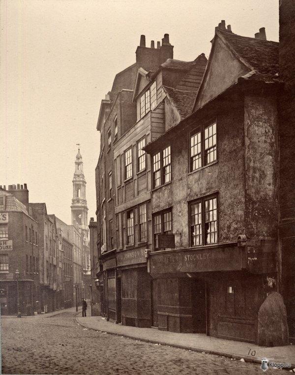 Экскурсия по старому Лондону (Фото 16)