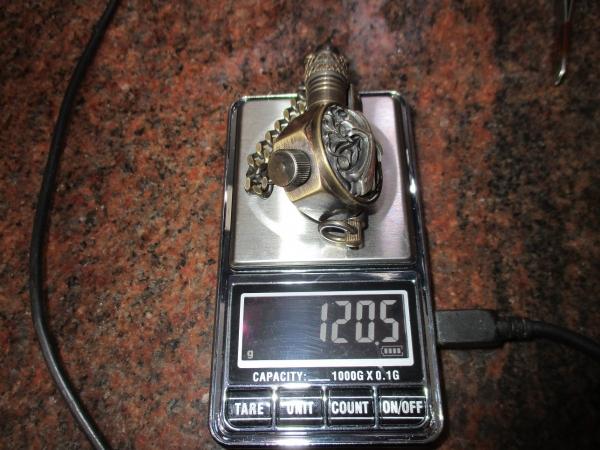 Пара зажигалочек N21-N22