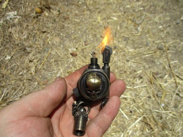 Ещё несколько зажигалок :) N23/N24/N25