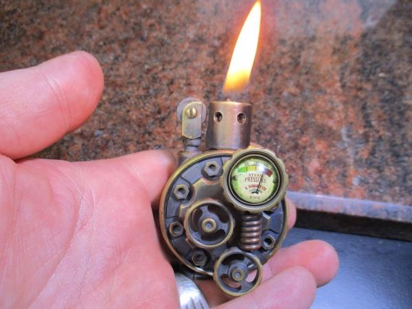 Зажигалка N27 Бойлер