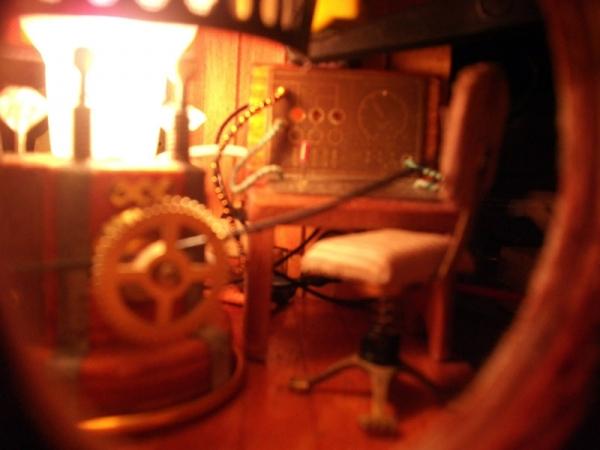 Волшебная лампа маяка. (Фото 12)