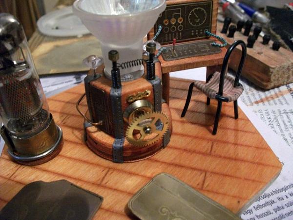 Волшебная лампа маяка. (Фото 6)