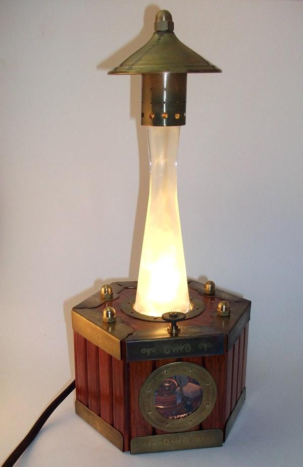 Волшебная лампа маяка. (Фото 30)