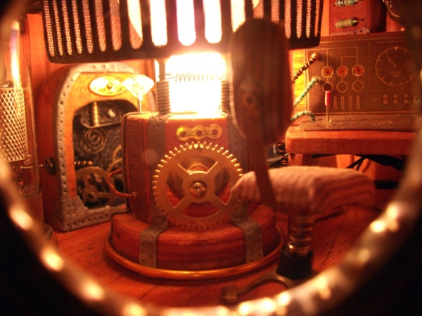 Волшебная лампа маяка. (Фото 32)