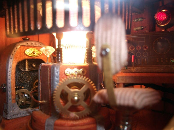 Волшебная лампа маяка. (Фото 31)