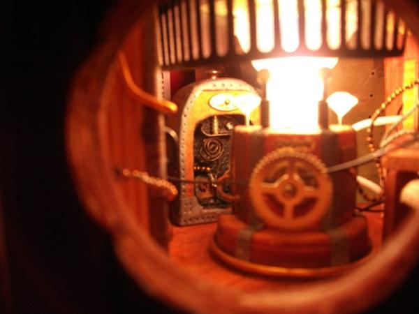 Волшебная лампа маяка. (Фото 11)