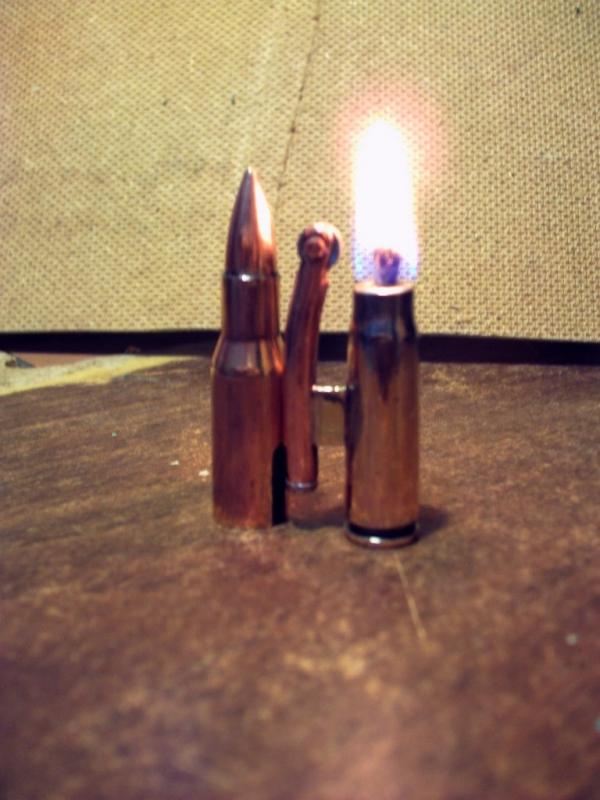 Мои зажигалки или попытка влиться в ряды зажигалкостроения))