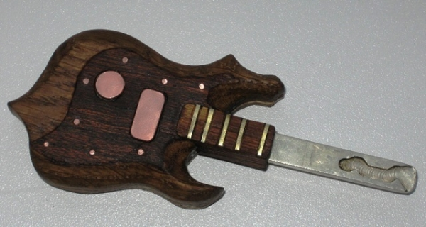 гитара-ключ