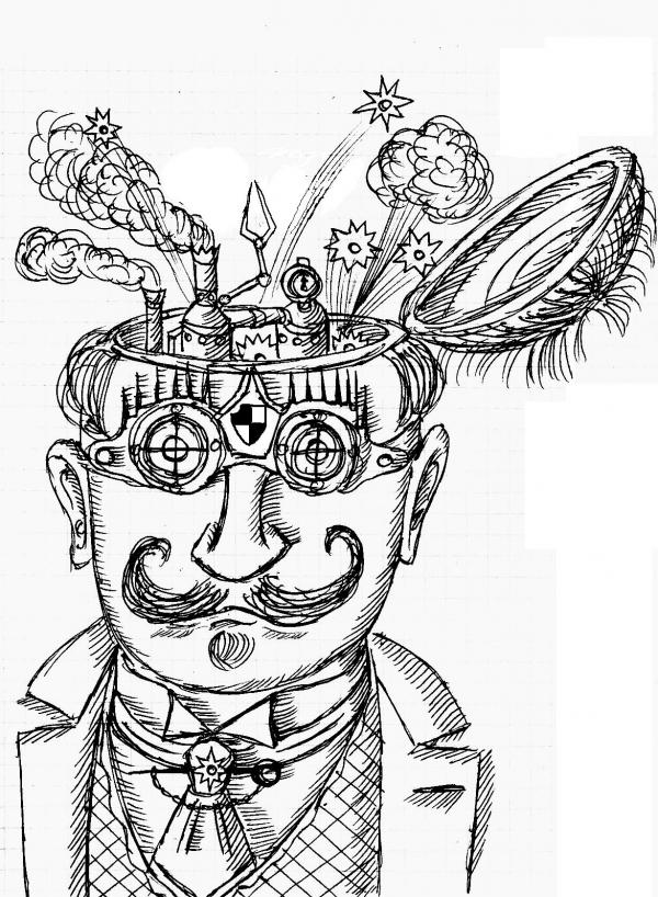 кипящий мозг № 2