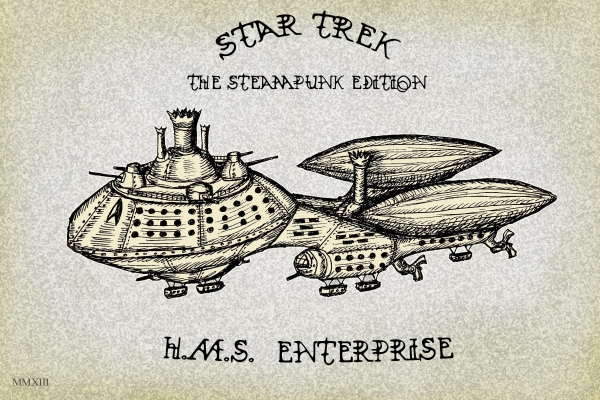 Star Trek: The Steampunk Edition (Фото 3)