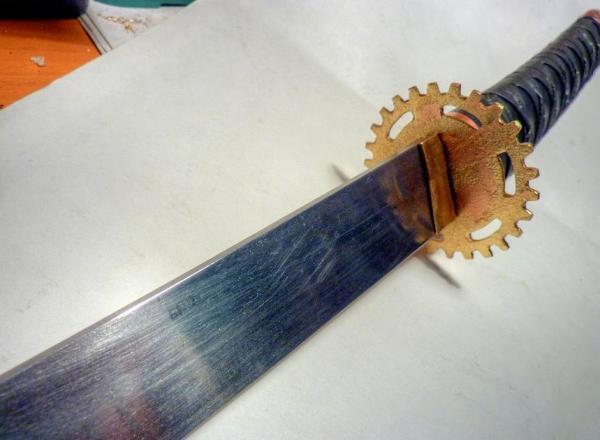 Оружие викторианского самурая. (Фото 13)