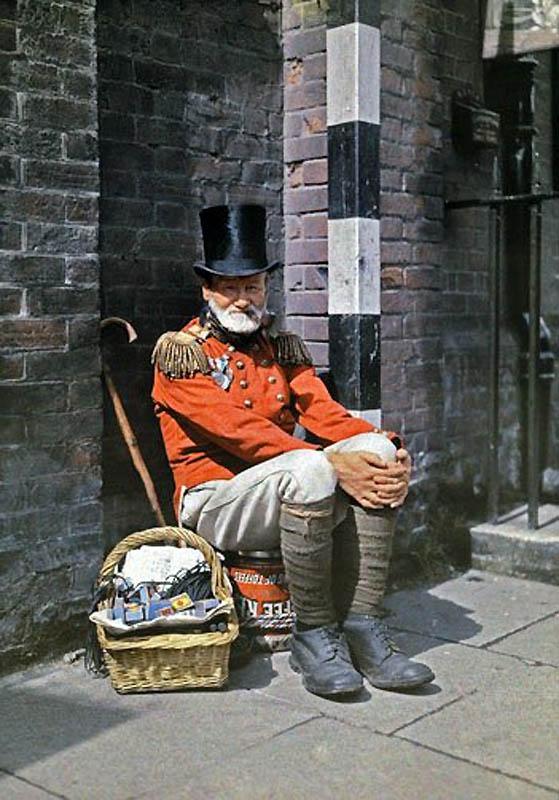 Цветная Англия 1928 год. (Фото 4)