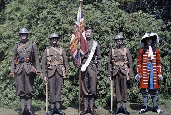 Цветная Англия 1928 год. (Фото 13)