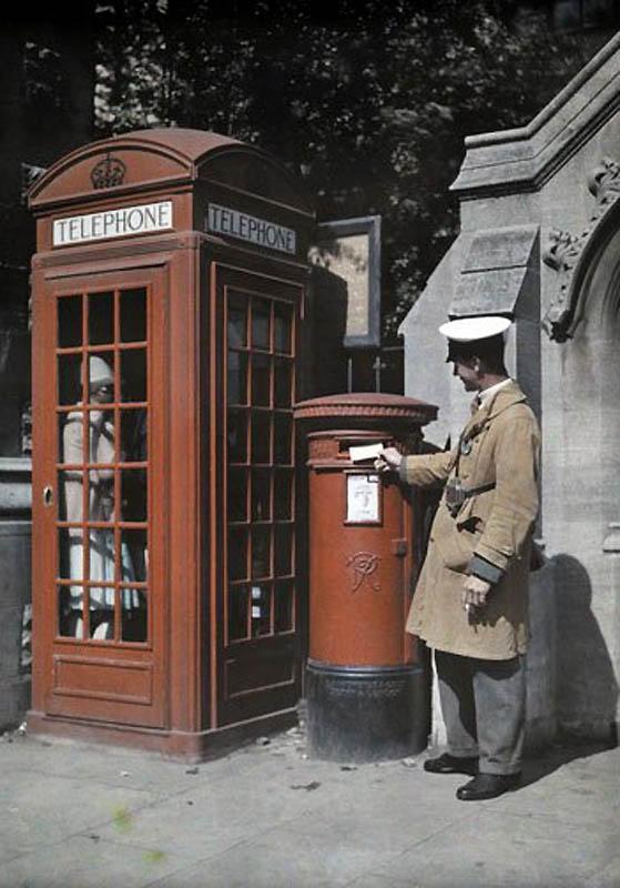 Цветная Англия 1928 год. (Фото 8)