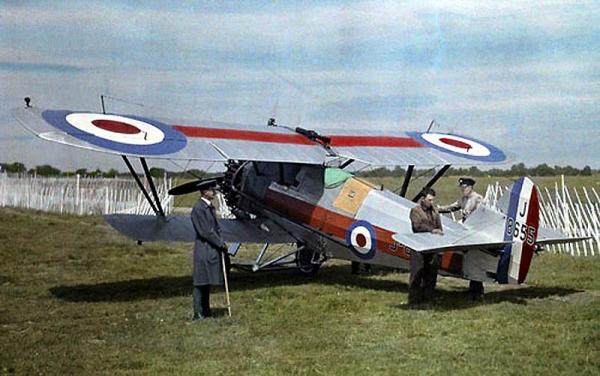 Цветная Англия 1928 год. (Фото 17)