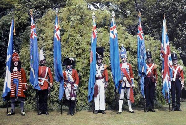 Цветная Англия 1928 год. (Фото 12)