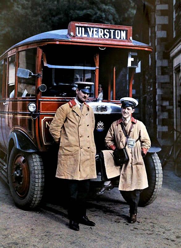 Цветная Англия 1928 год. (Фото 3)
