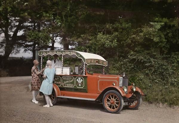 Цветная Англия 1928 год. (Фото 16)