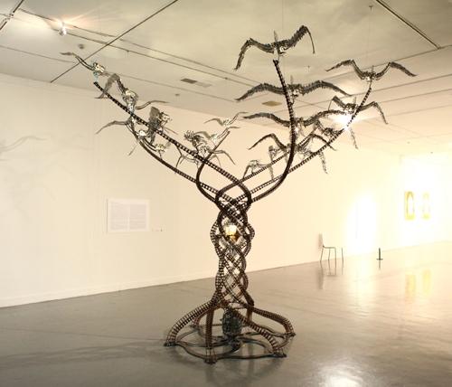 Скульптуры У-рам Чо (U-Ram Choe) (Фото 8)