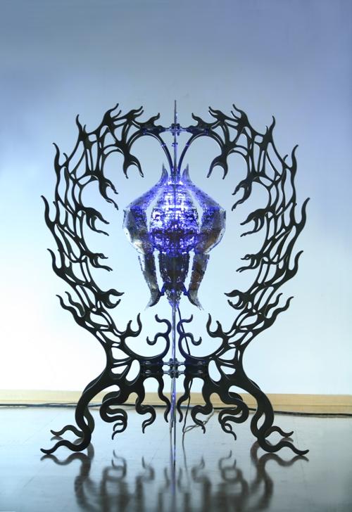 Скульптуры У-рам Чо (U-Ram Choe)