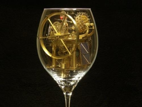 Механика в бокалах. (Фото 5)
