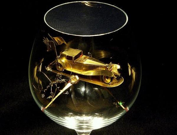 Механика в бокалах. (Фото 4)
