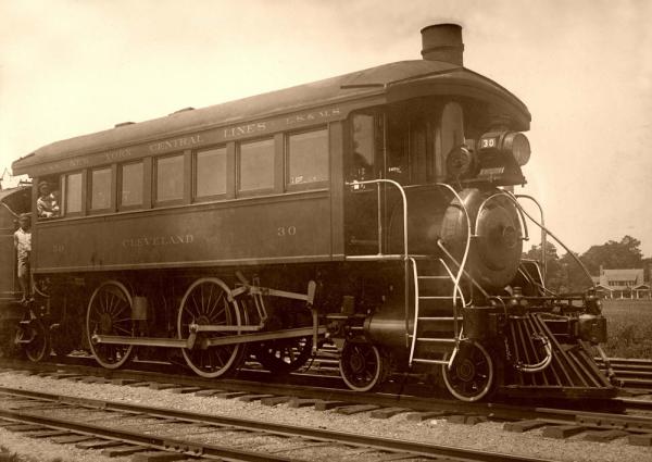 Фотографии железных дорог США (Фото 21)