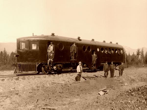 Фотографии железных дорог США (Фото 20)