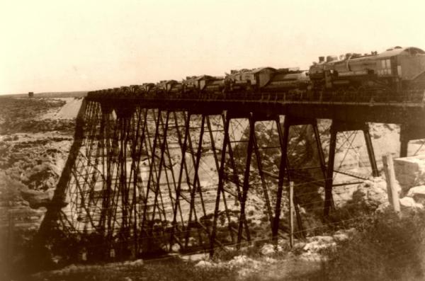 Фотографии железных дорог США (Фото 4)