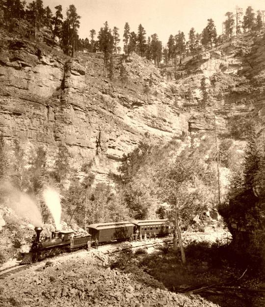 Фотографии железных дорог США (Фото 10)