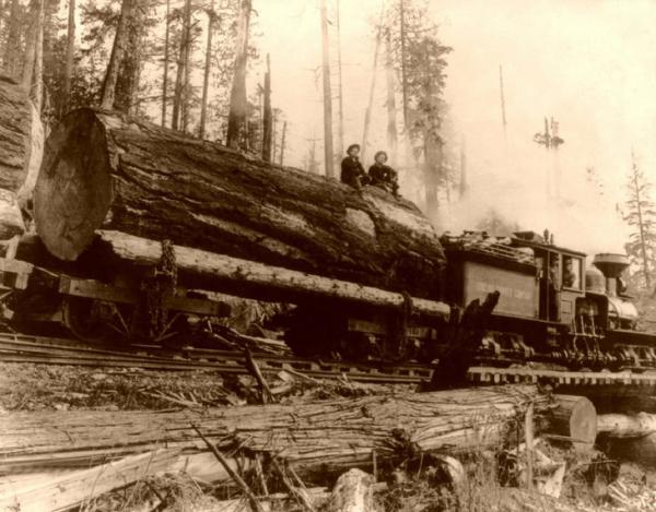 Фотографии железных дорог США (Фото 3)
