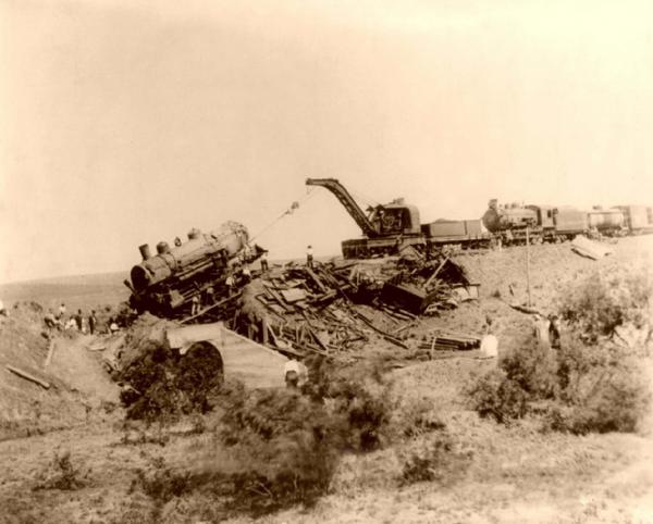Фотографии железных дорог США (Фото 2)