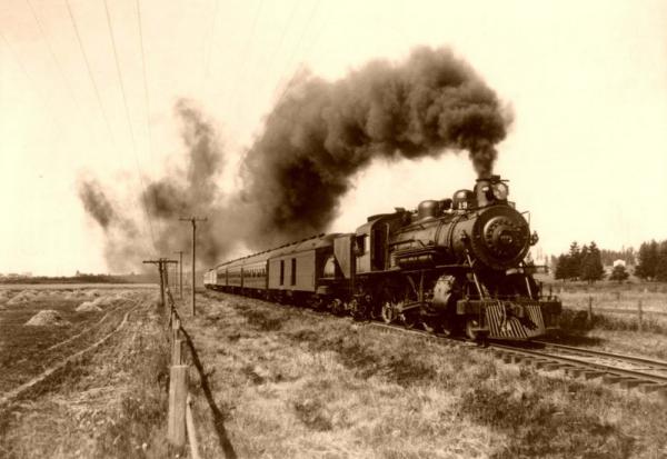 Фотографии железных дорог США