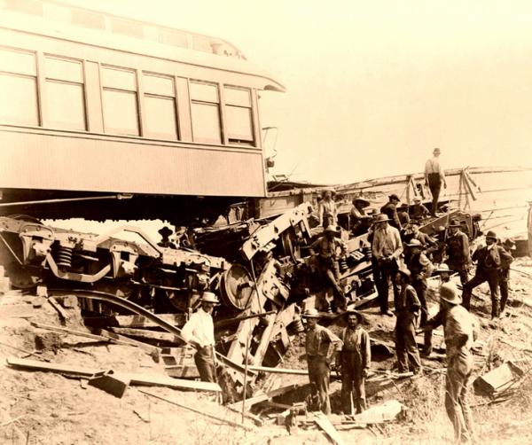 Фотографии железных дорог США (Фото 13)