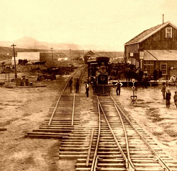 Фотографии железных дорог США (Фото 11)