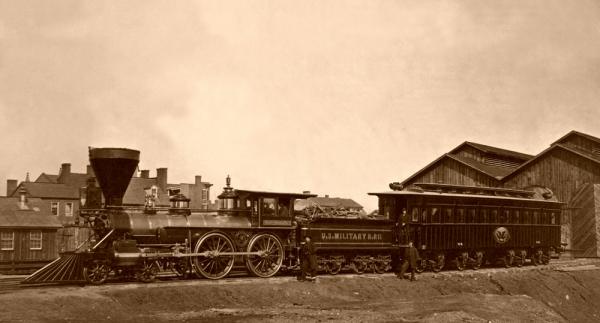 Фотографии железных дорог США (Фото 15)