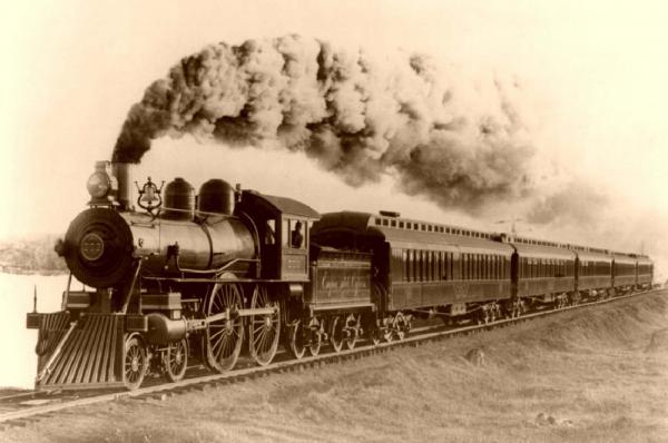 Фотографии железных дорог США (Фото 14)
