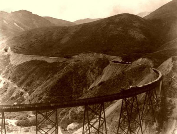 Фотографии железных дорог США (Фото 16)